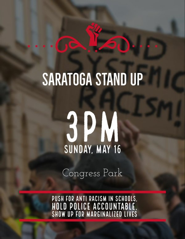 Saratoga-Springs-Stand-up-poster-today-news-protest-blm.jpg